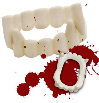 Dracula Teeth for Children