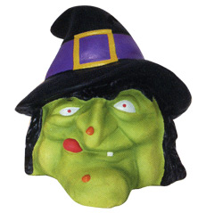 Halloween Giant Squeezy Witch