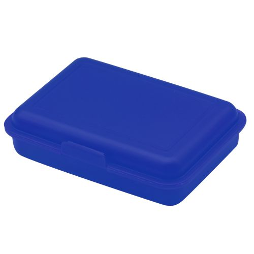 Lunch Box Storage Box small blue