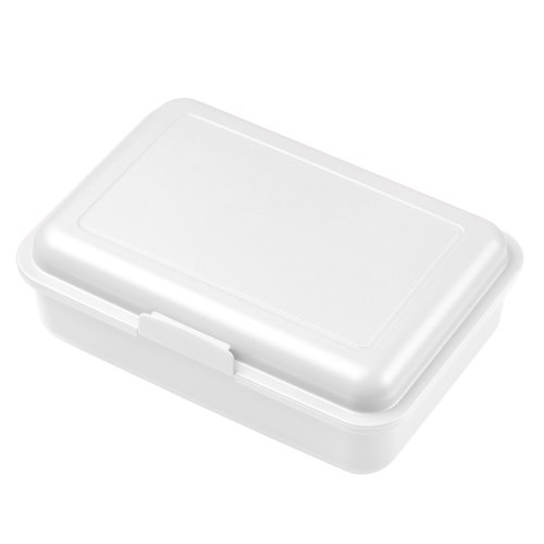 Lunchbox Storage Box medium white