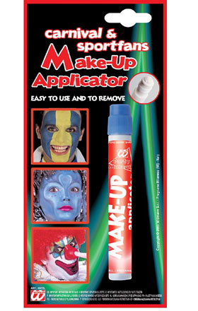 Make Up Applikator Blau