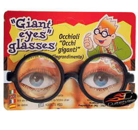 Giant Eyes Glasses