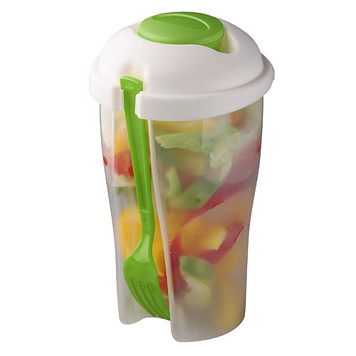 Salad Cup To Go transparent