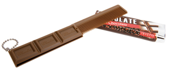 Chocolate Comb