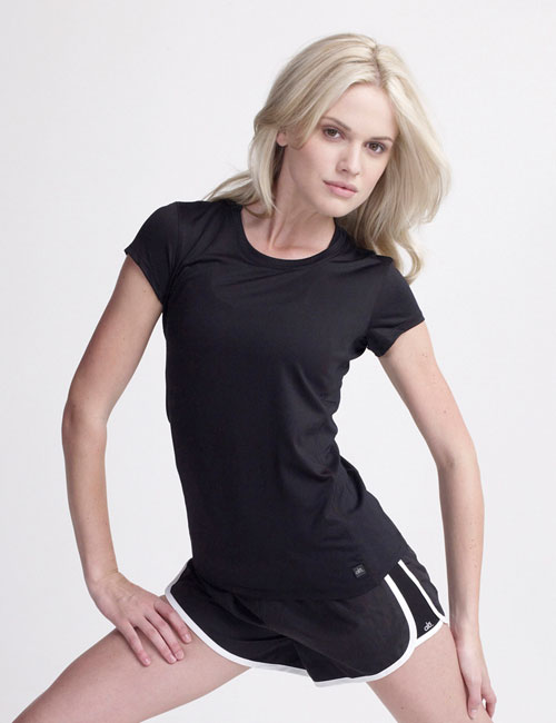 * Women´s Mesh Back T-Shirt