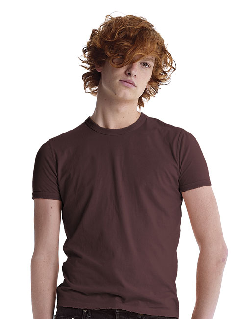 *Men´s Distressed Washed T-Shirt