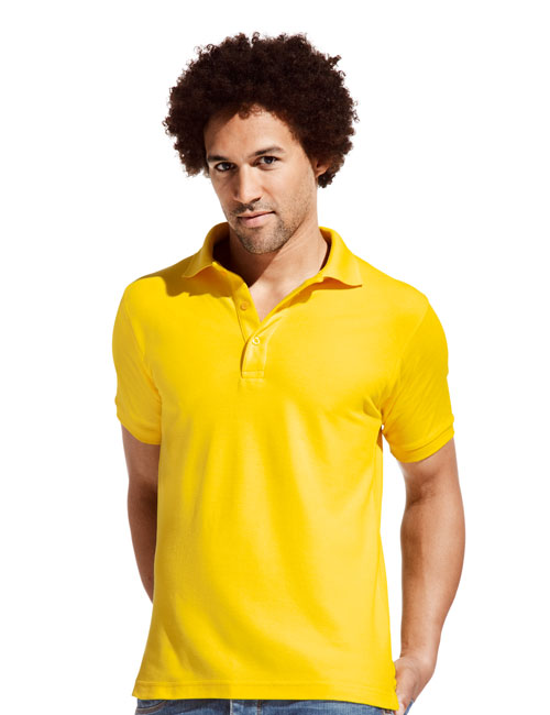 *Men's Pima Cotton Polo