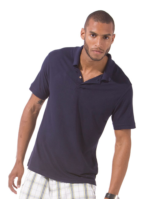 *Men`s Bamboo Polo