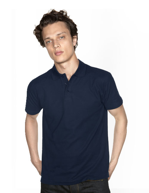 **Polo Spring Shirt Man