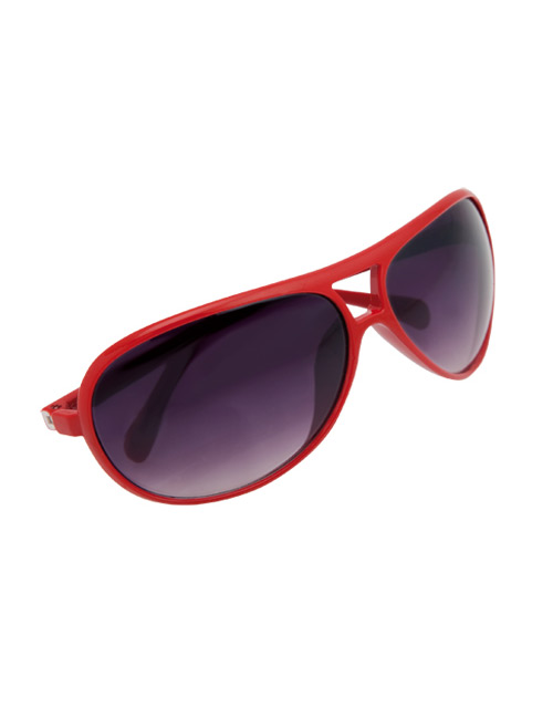 Sunglasses red