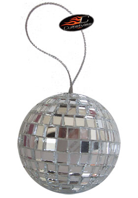 Disco bowl with mirrors 7cm