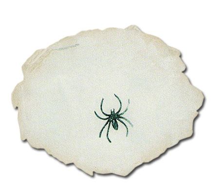 Spider web white 20g