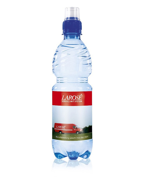 Mineral water with Sportcap