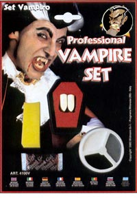 Vampire kit - professionelles make up